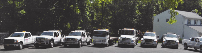 Towing Fleet Trucks